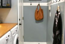 Laundry Room / Laundry Room / by Karen Tucci