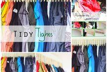 Organisera kläder