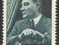 69-Turhan Nacar-ATATÜRK PULLARI...