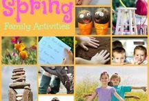 actividades primaverales