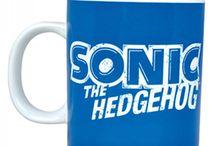 Sonic / Produits dérivés Sonic