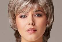Gabor Wigs - Summer 2013 Collection / Gabor Wigs just launched a new collection of light-weight wigs for summer, including a monofilament & lace front style as well as a hair addition for quick on the go hairstyle changes / by Wig Salon