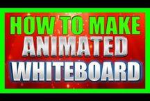 Easily Create Whiteboard Animation Videos