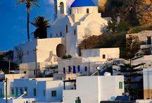 holiday planning 2016 / Ios & Santorini