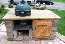 BGE/Outdoor Kitchens / by Kimberly Price