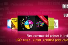 ISO 12647- 2 Certification  / First Commercial printer in Ireland to achieve   ISO 12647- 2 Certification