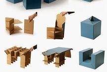 ideas de cartón