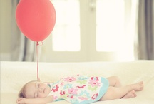 Cute Kids and Balloons