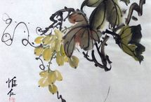 Chinese Painting Blog / Get tips, videos and illustrations on how to paint in Chinese Brush style