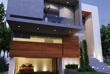 üç katlı evler