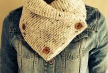 shawl breipatronen + col