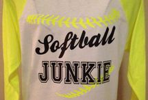⚾Softball⚾ / by Sophie