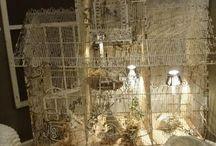 Cages & Lanternes