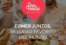Promociones para foodies