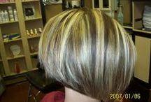 Hair ideas / by Cindy Rolback