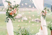dekorace weselne