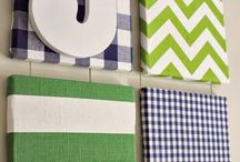 Little Boy Rooms / by Hairbows.com