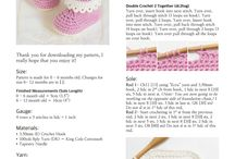 crochet baby free patterns