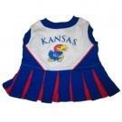 Kansas Jayhawks Dog Sports Apparel