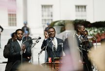 Selma / See the story of Martin Luther King, Jr. and his fight for civil rights in the movie Selma. Directed by Ava DuVernay.  www.selmamovie.com