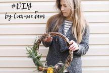 Christmas wreath / Christmas wreath DIY ideas