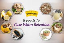 Water Retention Foods