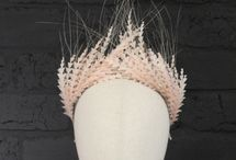 Millinery / Inspiration for making DIY headwear.