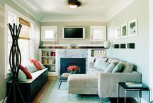 Cottage living room / Living room ideas for the small period home