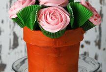 kue model bunga