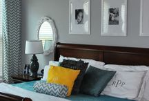 Home: Master Bedroom / by Samantha Comte