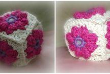 crochet cube / cubical crochet