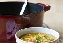 SOUPER / A collection of tasty looking soups.