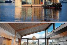 Architecture : flottante