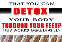 Body detox/ natural remedies