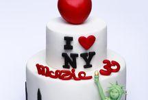 New York cakes