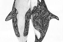Mønstre dyr