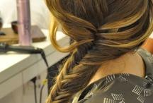 Cabelo / Ideias de penteados