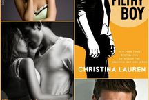 christina lauren characters
