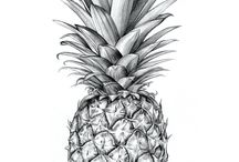 Pineapple art