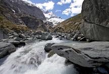 geo - glaciers