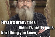 obsession // duck dynasty