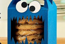 paper boxes / cookiemonster
