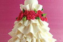 Wedding cakes / by Sally Daniels