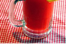 Drink Recipes / Drink Recipes for kids and adults, alcoholic and non-alcoholic! #drinks #recipes #cocktails