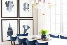 Art in Dining Rooms