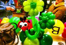 Chiccasparty / Artballoons tivoli
