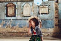Kids fashion shoot