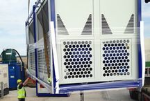 Chiller Hire / Aqua Cooling's range of Chiller Hire solutions - from Cooling to Heating Hire for short-long term Hire