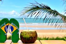Travel : Best of Brazil / Brazil has captivated #travelers for over 500 years. White-sand #beaches, endless coast line, metropolises, colonial towns, vast #jungles, #wildlife, #history and the list goes on and on as top reasons to visit this amazing country. It may take months even years to experience all of #Brazil, but if you are searching for a package that provides you with the #best of Brazil, this is the one for you. #travel #beautiful #bucket list
