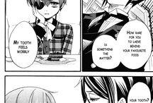 Black Butler || manga